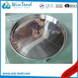 車輪が付いている製造所のステンレス鋼のStockpotそしてごみ箱の容易な輸送のトロリー