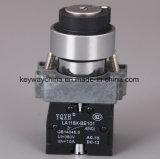 キーの22mmの金属のタイプ押しボタンスイッチ