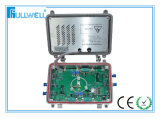 出力Level102~104dB&muとの屋外の視覚の受信機そして屋外の光学ノード; V