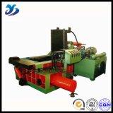 Prensa inútil de reciclaje de acero del metal de la prensa del desecho hidráulico
