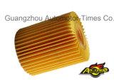 Recambios autos 04152-38010, 04152-31080, filtro de petróleo 04152-31060 para Toyota