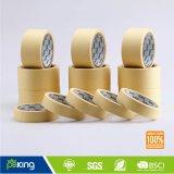 強い接着剤が付いている容易な引き裂くクレープ紙の保護テープ