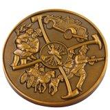 記念品のための3Dロゴのカスタム金属の硬貨