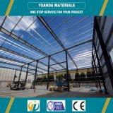 Structure métallique d'entrepôt en acier de fabrication de qualité