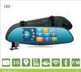 공장 백미러 3G WiFi GPS 7 인치 모니터 차 사진기 Dashcam