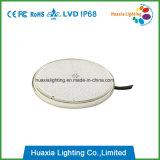 luzes subaquáticas enchidas resina da piscina do diodo emissor de luz 30watt