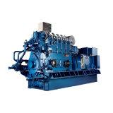 120kw elektrischer Anfang, wassergekühltes Generator-Set für Marine