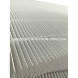 Papel de filtro de aire de fibra de vidrio micro H12 para la filtración de aire