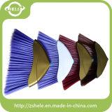 Modello caldo dell'Asia Sud-Orientale di vendita con la scopa di plastica della setola variopinta (HL-A206L)
