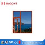 Окно Casement горячего сбывания алюминиевое для дома сделанного в Китае