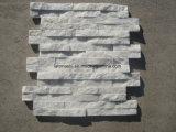 مرو طبيعيّة بيضاء حجارة ثقافيّ لأنّ جدار [كلدّينغ]
