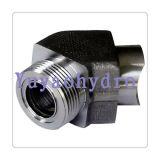Encaixes hidráulicos especiais do aço inoxidável BRITÂNICOS