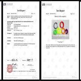Горячая нить печатание ABS 3D сбывания с сертификатом RoHS
