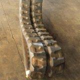 Las orugas de caucho 350*56*84 para el caso de la excavadora Kubota CK38/K038