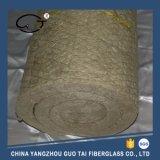 Wärmeisolierung-Felsen-Wolle-Zudecke mit Maschendraht