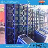 HD P1.667 piscina pequena Ceia de passo fino Módulo LED de cor total