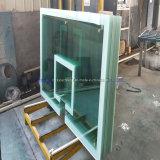 vetro Tempered bianco/nero di 4mm5mm6mm8mm10mm12mm di colore della matrice per serigrafia/vetro laminato per decorativo