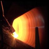 Hiladora caliente inconsútil automática llena del cilindro de gas