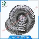 Resistente al fuego de aluminio de conductos flexibles para la ventilación