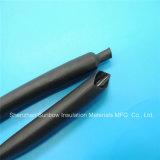 Tubo dello Shrink di calore della poliolefina di resistenza della fiamma con colla