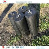 La prueba de goma inflable ampliamente utilizada tapa el tapón del tubo para el mantenimiento de la tubería