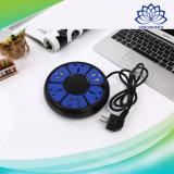 6-Outlet u. 4 USB-aufladenkanal-Überspannungsableiter-Energien-Streifen mit Bluetooth Lautsprecher