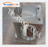 Подвергать механической обработке CNC алюминия и нержавеющей стали