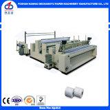 Pequeña máquina de papel de Zq-III-E para el papel higiénico