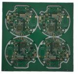 vertoning van het Kristal van Pcbfor van de Raad van de Kring 4layers van 1.2mm de Vloeibare