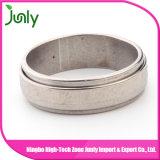 Aço inoxidável Boss Finger Ring Men Wedding Rings