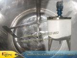 tanque de mistura de mistura da velocidade variável do tanque 40~200rpm do xarope 500L