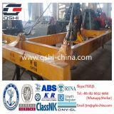 Écarteurs semi-automatiques de conteneur d'écarteurs de grue navire-terre de bord du quai