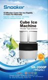 1000kgs Heavy Duty Ice Machine para alimentos frescos