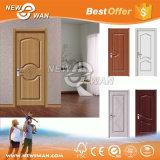 Konkurrenzfähiger Preis Kurbelgehäuse-Belüftungmdf-Tür-hölzerne Tür für Innenbadezimmer