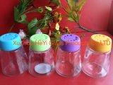 مرق زجاجة, فلفل زجاجة مع غطاء بلاستيكيّة, أو قصدير غطاء لأنّ مطبخ إمداد تموين
