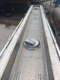 ISO CCCは2車軸25-30cbmオイルタンクのトレーラーを承認した