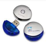 Il USB 1/2/4/8/16GB istantaneo di figura rotonda comercia