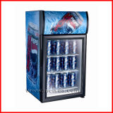 Miniglastür-Bildschirmanzeige-Kühlvorrichtung