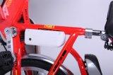 Bicicleta eléctrica del deporte de la ciudad del marco del acero para las ventas