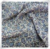 Impreso de poliéster 100% tejido de gasa de textil y tejido de prendas de vestir