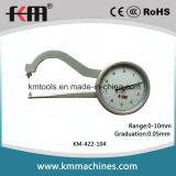 Fournisseur de professionnel de calibre de précision d'épaisseur de cadran