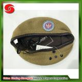 軍隊のベレー帽、軍の帽子、ベレー帽