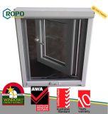 철회 가능한 스크린을%s 가진 PVC에 의하여 이중 유리로 끼워지는 충격 Windows