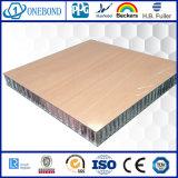 Panneaux en aluminium Honeycomb en aluminium HPL pour la décoration navale