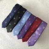 Logo de la mode pour hommes Yard cravates de colorant