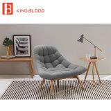 Moderner Art-Stuhl-hölzerner Aufenthaltsraum-Lehnsessel für Anzeigen-Raum