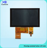 4.3容量性接触パネルが付いているインチTFT LCDの表示