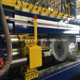El aluminio corto del movimiento sacó máquina del perfil