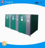 열기 살균제를 위한 물에 의하여 냉각되는 냉각장치