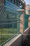 Omheining 28 van het Staal van Haohan Elegante Goedkope Industriële WoonVeiligheid Gegalvaniseerde